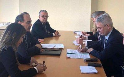 Paraguay insiste a Finlandia por Arrom, Martí y Colmán