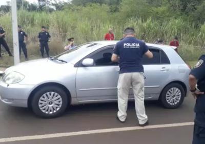 Encuentran a dos mujeres muertas en el interior de un vehículo