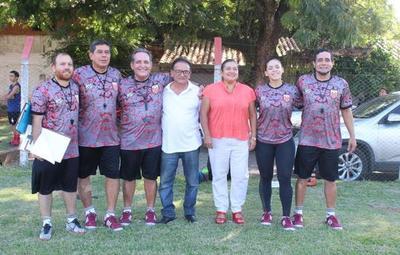Nelson Valenzuela es el nuevo DT del Club Capitán Figari