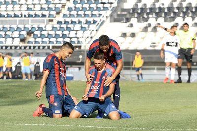 Cerro Porteño se hace con el clásico de la Sub 23