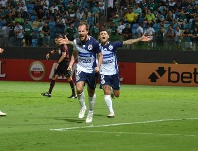 Sol de América avanza en la segunda fase de la Copa Sudamericana