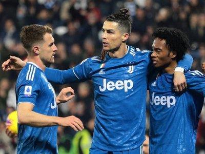 Juventus busca asaltar Lyon con un Cristiano en racha