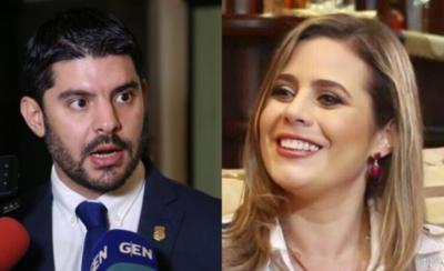 HOY / Nenecho responde a la 'falsa Kattya' y la real le retruca: para debate serio Twitter no alcanza