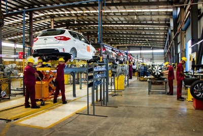 Once empresas del sector automotriz recibirán asistencia técnica coreana