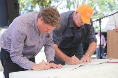 Nueva Planta de tratamiento beneficia a 14.000 pobladores de San Juan Bautista