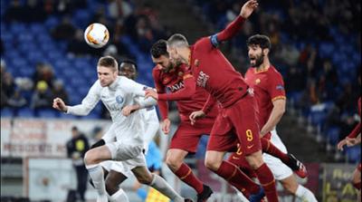 Atractivas revanchas en la Europa League