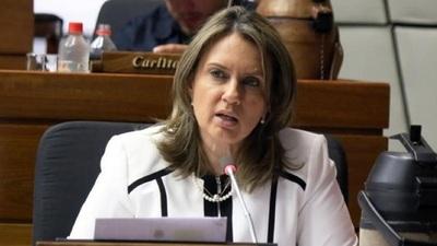 Diputada disertará sobre prevención de lavado de dinero y financiamiento político