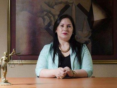 Fiscala Gladys Torales fue denunciada ante el JEM por suboficial imputada