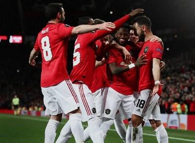 Manchester United se mete a octavos de Europa League