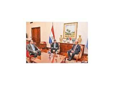 México plantea reimpulsar  la negociación de  un acuerdo económico con Paraguay
