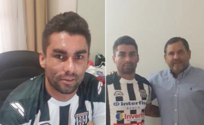 HOY / Wilson Leiva retorna al Deportivo Santaní