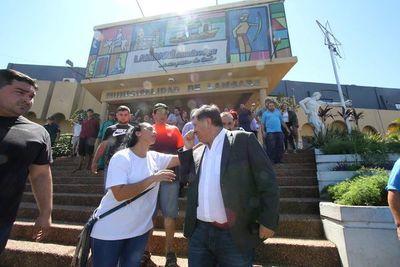 Lambaré: Desvío de G. 15 mil millones en gestión de Gómez
