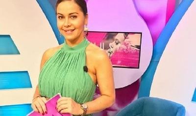 Liliana Álvarez se despidió de la conducción del programa 'Musas'