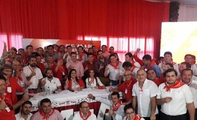 HOY / Intendentes colorados se reúnen en plenaria en Coronel Oviedo en busca de la unidad partidaria