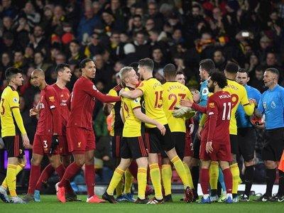 Sarr entierra la racha del Liverpool