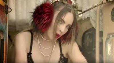 Filtran un video inédito de Belinda por las redes sociales