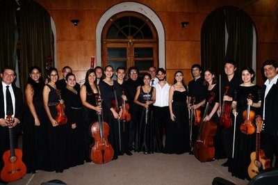 Invitan al concierto de graduación en Dirección de Orquesta Ensamble y Banda