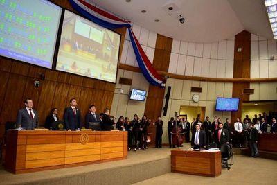 ANR buscará mantener la presidencia de la Cámara de Diputados