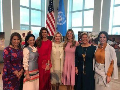 Cumbre de primeras damas de América Latina y el Caribe tendrá lugar en Asunción