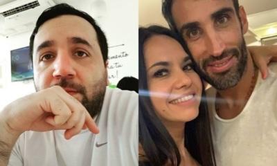 """Julián Crocco sobre Meli Quiñónez y Roberto Nanni: """"Supongo que juegan en cancha chica"""""""
