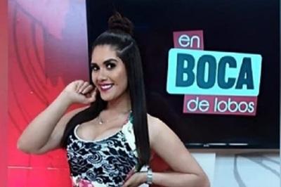 """Panelista de tv fue """"reina del carnaval chaqueño"""""""