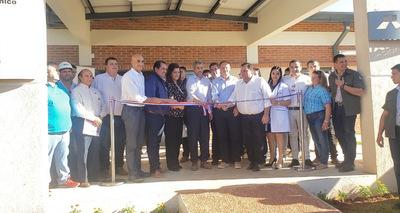 Incorporan nuevas unidades de salud en el departamento de Concepción