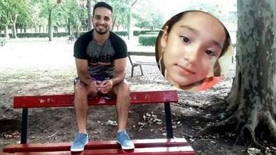 Ocurrió en la Argentina: paraguayo quemo y carbonizo a su primita de ocho años
