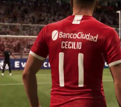 Los equipos y jugadores paraguayos que aparecen en FIFA20