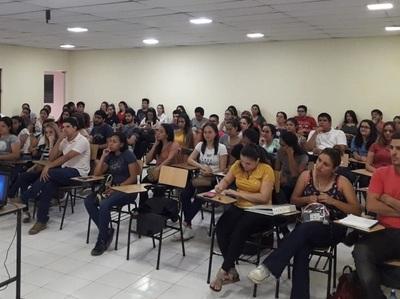 Golazo inició el 202Universitarios de FACEN se capacitaron en Gestión de Calidad