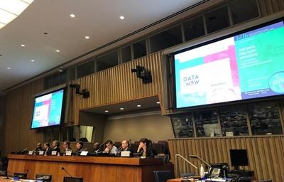 Paraguay presente en reunión de la Comisión de Estadística de las Naciones Unidas