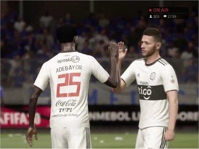 Los equipos paraguayos en el FIFA 20