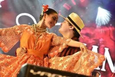 Fue exitosa la presentación del Ballet Folclórico en la XXX edición del Festival del Chamamé