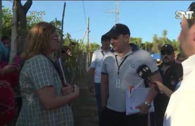 Inminente desalojo de 95 familias