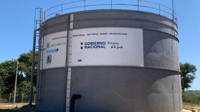 Tras años de espera pobladores de San José acceden a un mejorado servicio de agua potable