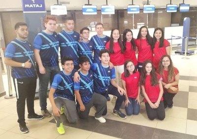 Paraguay juega el Sudamericano de tenis de mesa en Perú