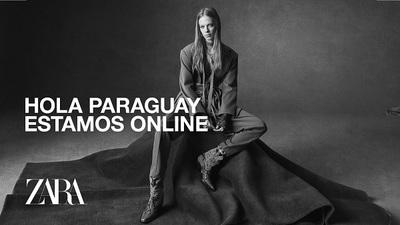 Marca internacional de prendas lanza tienda online