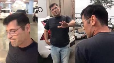 HOY / Suspenden nuevamente audiencia a agresor de mujer en shopping