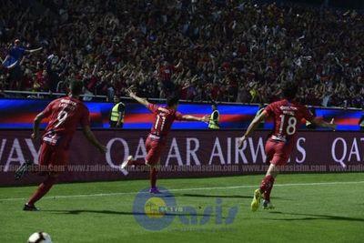 Cerro  Porteño sueña con la remontada
