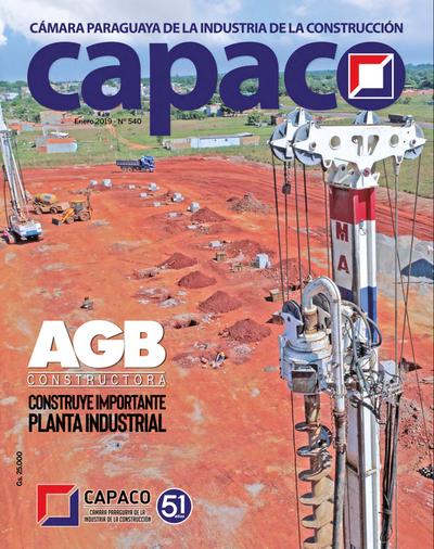 Revista CAPACO Enero 2019