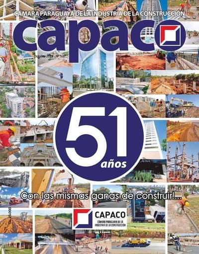 Revista CAPACO Octubre 2018