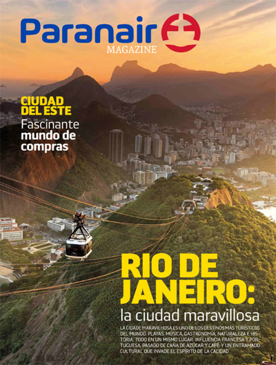 Revista Paranair Magazine Enero 2019