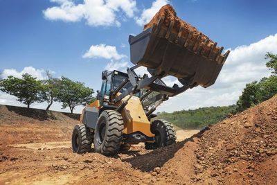 La maquinaria CASE Construction Equipment estuvo presente en la Expo Máquina 2019