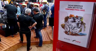 FPT Industrial expondrá productos de la mano de Rodomaq en Expo Máquina 2019