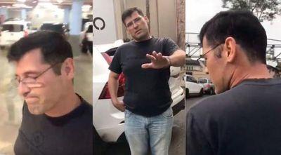 Apartan a fiscal que imputó al hombre que agredió a su pareja en un shopping
