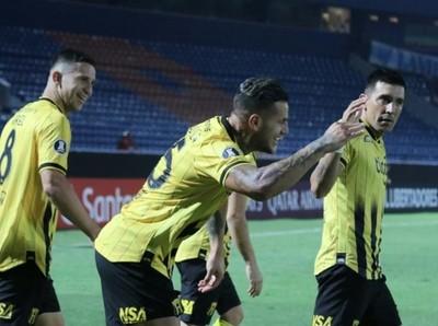 Guaraní no pierde ritmo en la Copa