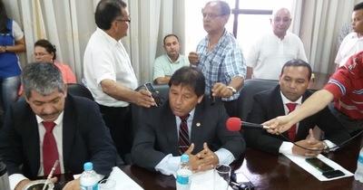 Posesión de Cargos (3): Ignacio Brítez es nuevamente Presidente de la Junta Municipal