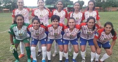 Interligas femenino: Sanlorenzana se quedó con los puntos ante Tobateña