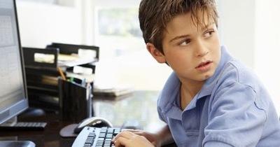 Top cinco de los riesgos para niños en redes sociales