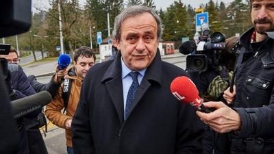 HOY / Tribunal de Estrasburgo dice que sanción de FIFA a Platini no fue arbitraria