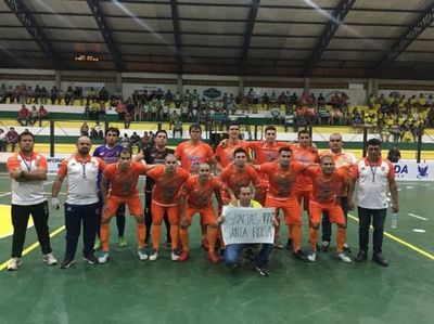 Arranca el cuadrangular final del Campeonato Nacional de Fútbol de Salón